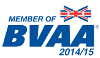 We are a member of the BVAA